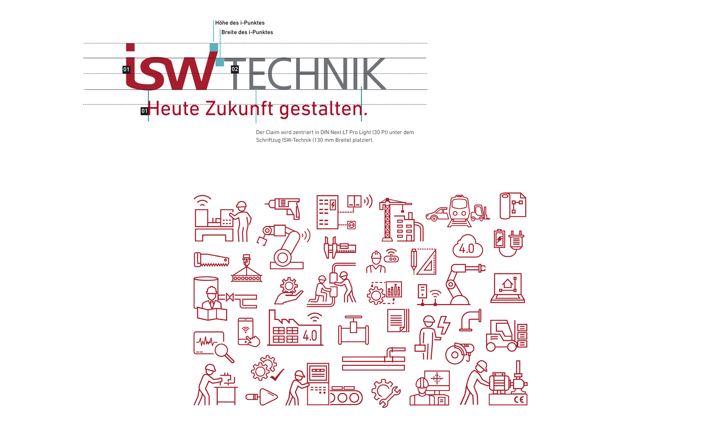 ISW-TECHNIK Wortmarke